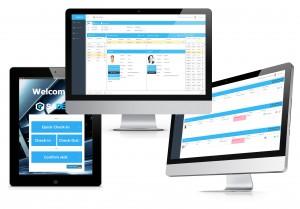 visitor management system - Sadevio Product line